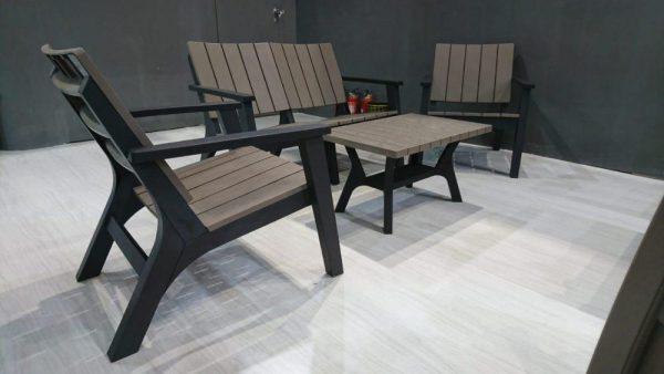 Комплект садовой мебели IDEA LOFT 4